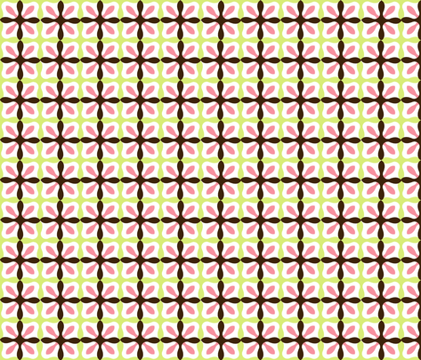 Small Pin Wheels - Cotton Candy Coffee Cellery fabric by kiwiandkiki on Spoonflower - custom fabric