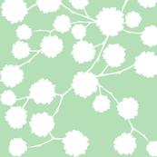 Blossoming - Mint
