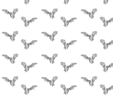 Jim's Bats! fabric by jenithea on Spoonflower - custom fabric