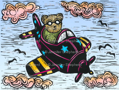 Aero Teddy Bear 1