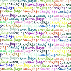 camoflage camo xl - mcrooker