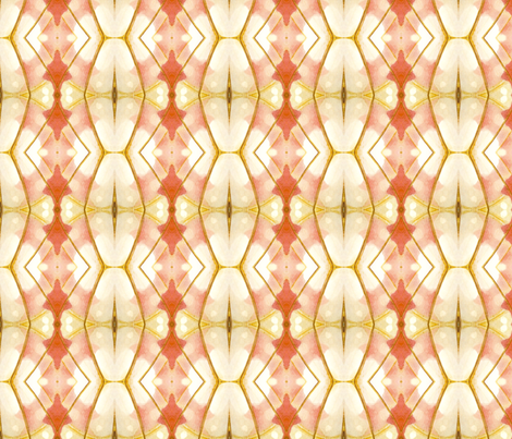 Stained Glass Geometry fabric by michellesmith on Spoonflower - custom fabric