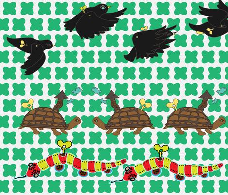 desert_toys fabric by gurumania on Spoonflower - custom fabric