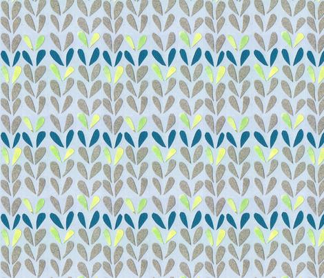 Paper Knitting fabric by eloisenarrigan on Spoonflower - custom fabric