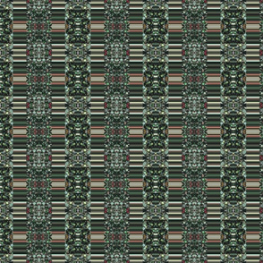 Alexandrite stripe
