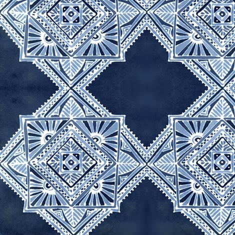 Amuletii Tile large fabric by spellstone on Spoonflower - custom fabric