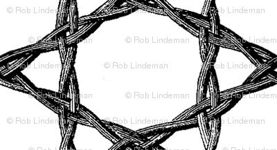 woven metal rope