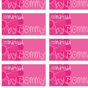 Pink Mommy Label
