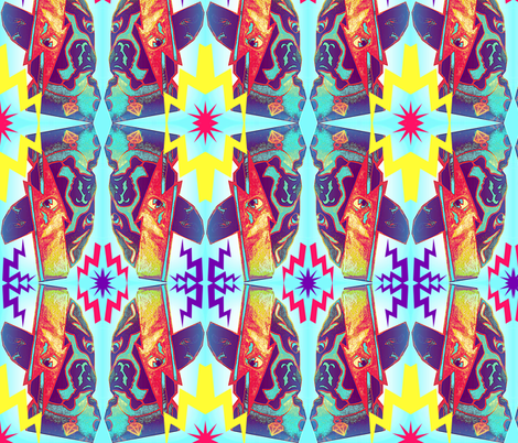 Flashe No Do fabric by ms_sad on Spoonflower - custom fabric