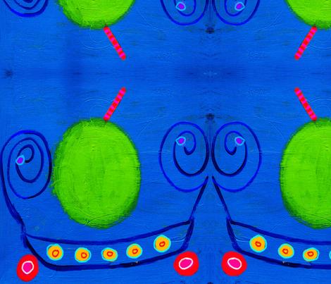 appleblue1 fabric by ashleyvon on Spoonflower - custom fabric