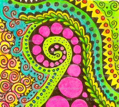 spiced spiral