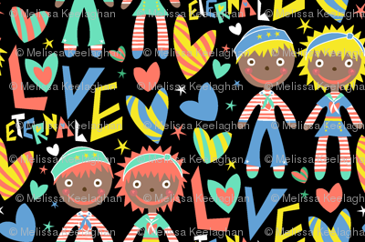 Eternal Love Dolls (Multicolor)