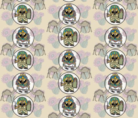 JessicaLynnOriginal Brentwood in the Desert fabric by jessicalynnoriginal on Spoonflower - custom fabric