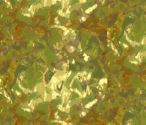 Neon Camouflage fabric by cricketnoel on Spoonflower - custom fabric