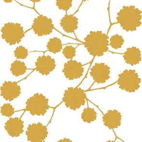 Blossoming - Mustard