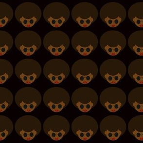 Brown Fro