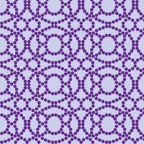 Purple Abstract Design Large © ButterBoo Designs 2009