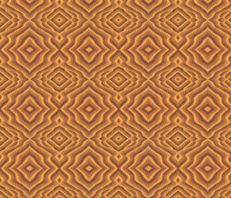 Desert Rose fabric by kgalal on Spoonflower - custom fabric