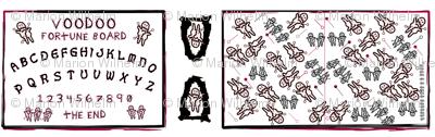 Voodoo Ouija Board