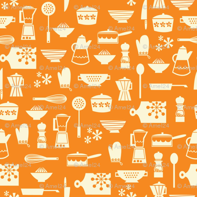 kitchen culture orange