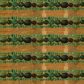 Tourquoise Snakeskin
