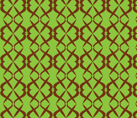 oens_pattern-ch fabric by hollishammonds on Spoonflower - custom fabric