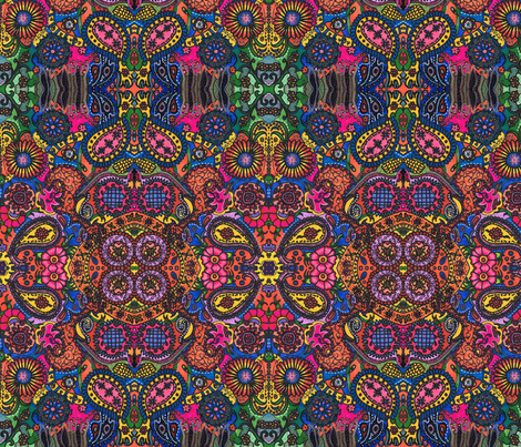 Bold_Whimzy- fabric by charldia on Spoonflower - custom fabric