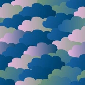 Camo Clouds (puddle)