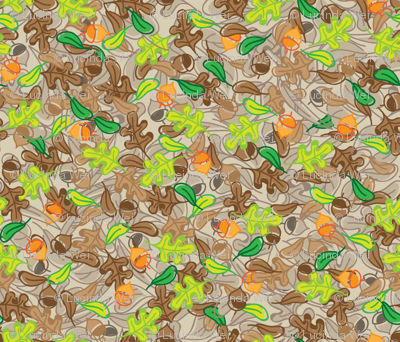 Leafy Camouflage - © Lucinda Wei