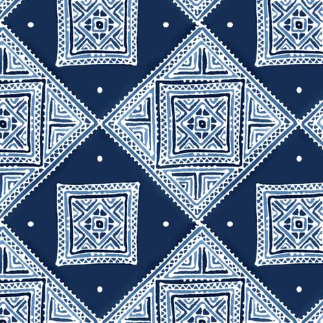 Amuletii Garden fabric by spellstone on Spoonflower - custom fabric