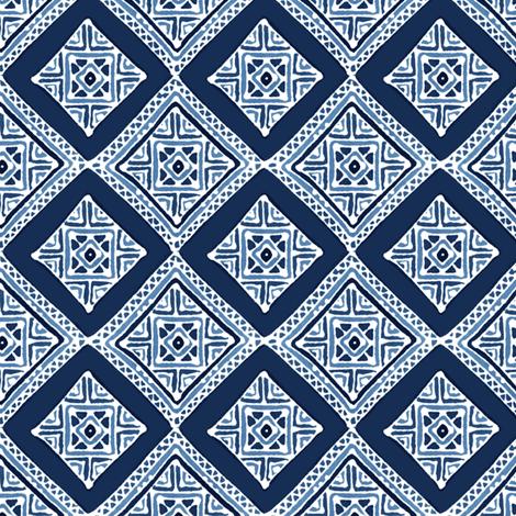 Amuletii Diamond fabric by spellstone on Spoonflower - custom fabric