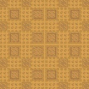 Oak Tiles in Gold © 2010 Gingezel Inc.