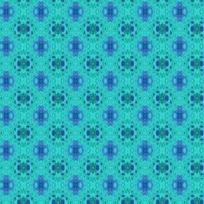 Ocean Villa Lagoon Print 1  in small © 2010 Gingezel™ Inc.