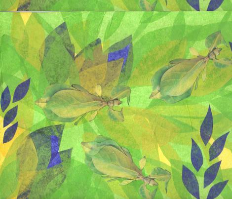 Adaptation fabric by higgins on Spoonflower - custom fabric