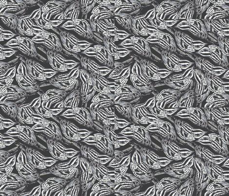 Birds fabric by lesliecurd on Spoonflower - custom fabric