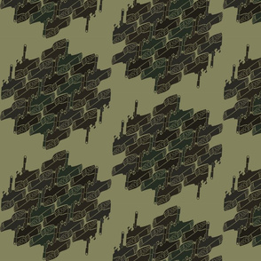 Escher Tank Camouflage