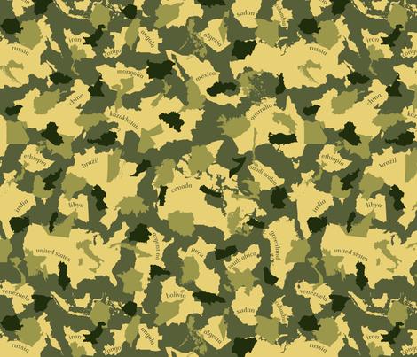 Fatigue fabric by francine on Spoonflower - custom fabric