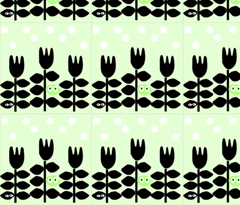 camo green fabric by onelittlefrog on Spoonflower - custom fabric
