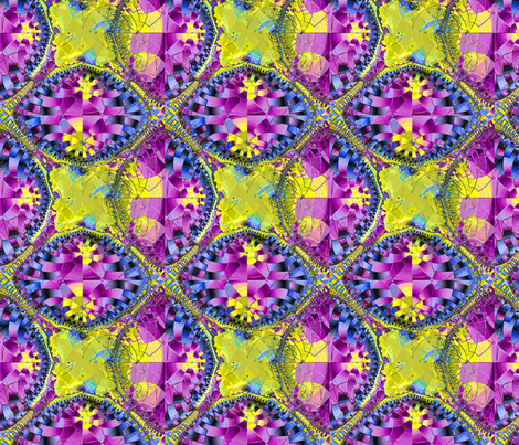 —fraxicia— 2010 01a fabric by thoughtstorms on Spoonflower - custom fabric