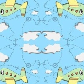 Happy Planes