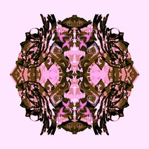 Pink camo John World Peace