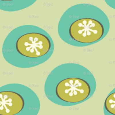 Star Bounce Lime