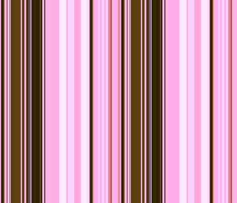 Pink camo stripe fabric by paragonstudios on Spoonflower - custom fabric