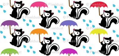 Rainy Day Stinkers