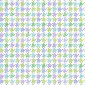 Houndstooth - Multi-Colored