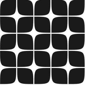 Modern Deco Black