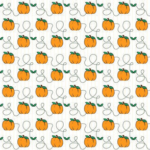 Pumpkin Strings