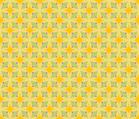 DecoStars fabric by tammikins on Spoonflower - custom fabric