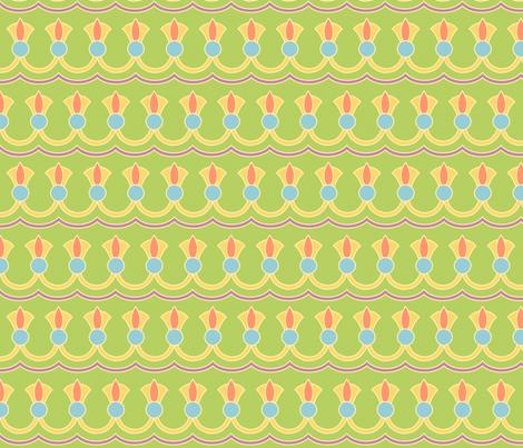 CurvyDeco fabric by tammikins on Spoonflower - custom fabric