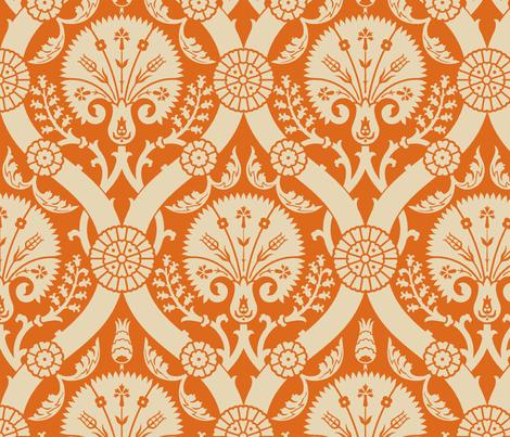 Damask VA 3a fabric by muhlenkott on Spoonflower - custom fabric